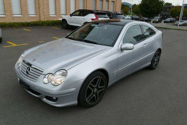 coupe Mercedes-Benz C-Klasse C 180 Kompressor