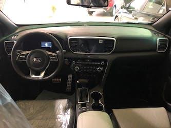 Kia Sportage 1.6 T-GDi Style GT-Line 17'500 km CHF33'900 - acquistare su carforyou.ch - 3