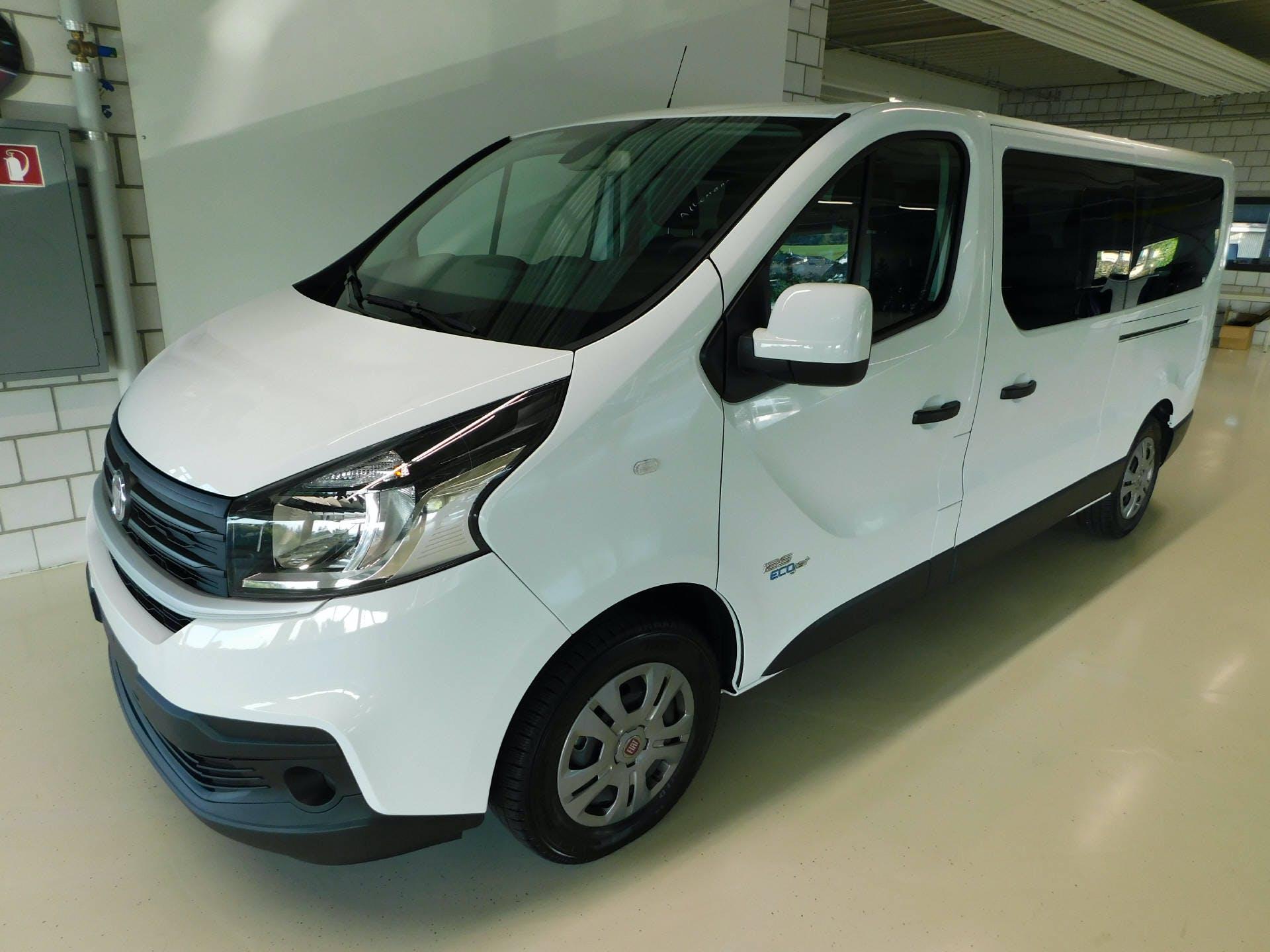 bus Fiat Talento 29 Ko.3498 H1v.1.6 EJ 120 Sw