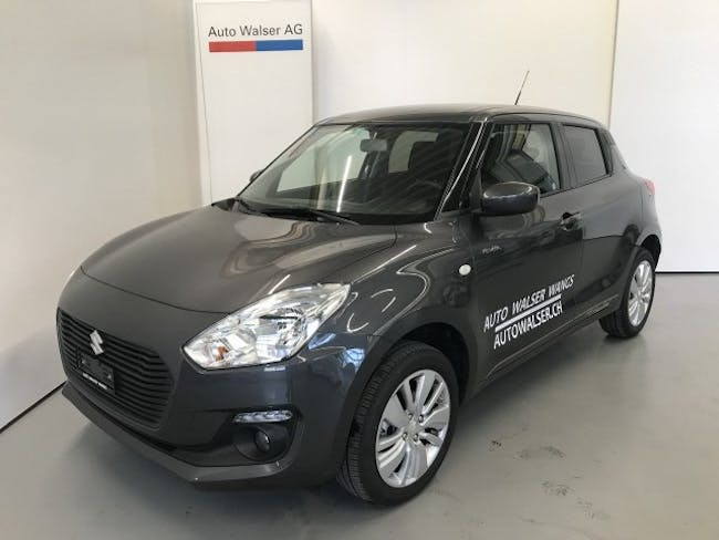 saloon Suzuki Swift 1.2i Piz Sulai 4x4