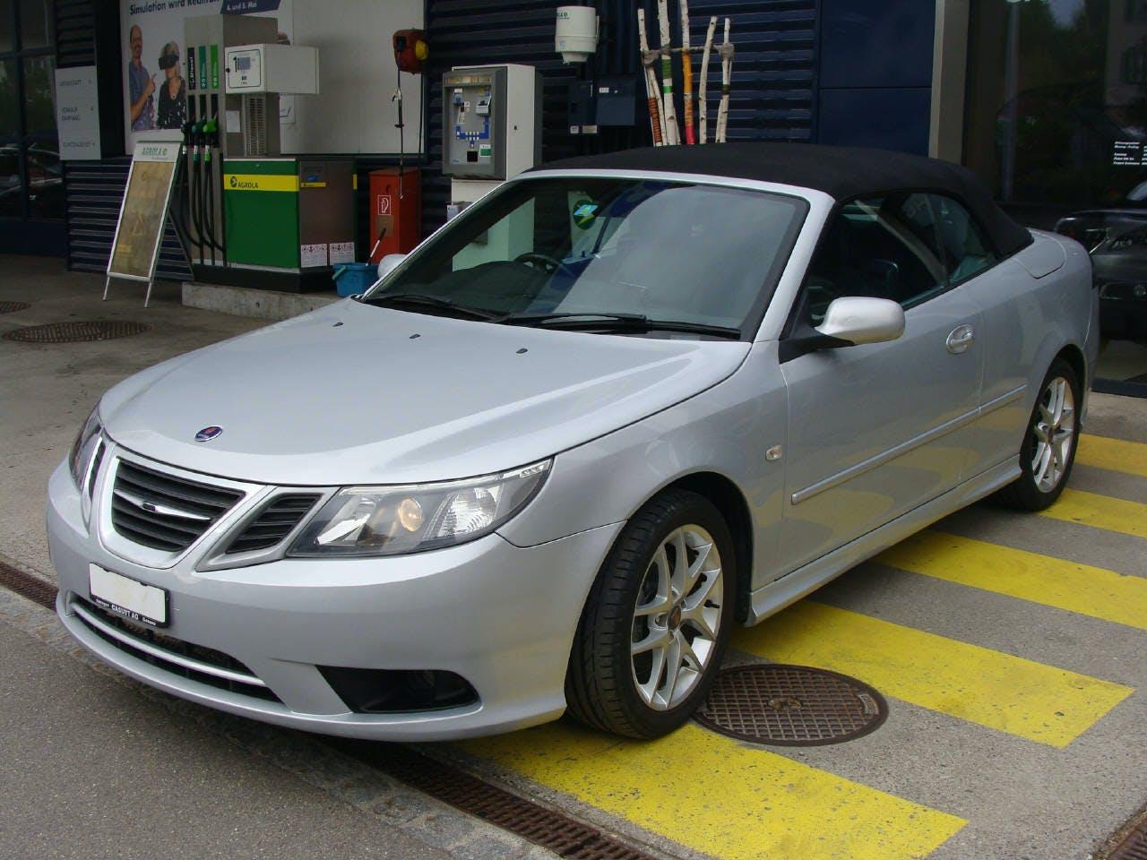 cabriolet Saab 9-3 Cabriolet 2.0 Vector Sport