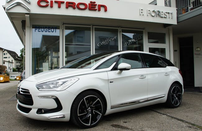 estate DS Automobiles DS5 HYbrid4 200 Sport Chic EGS6