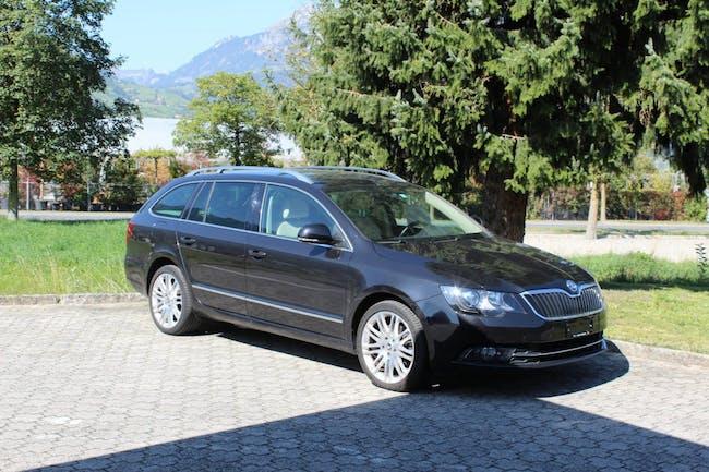estate Skoda Superb Combi 1.8 TSI Elegance 4WD