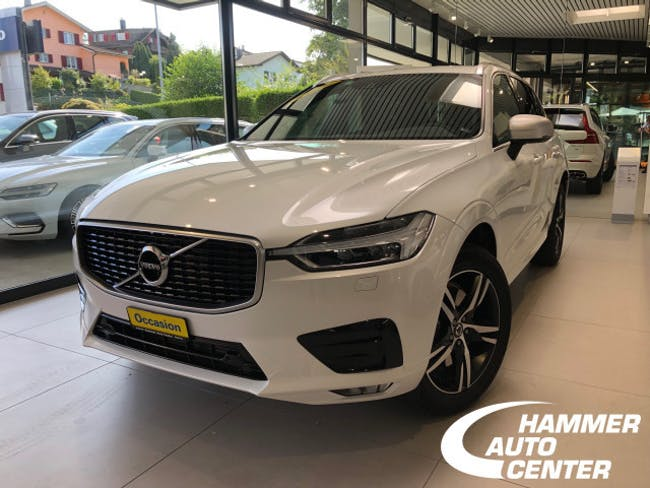 estate Volvo XC60 T6 AWD R-Design