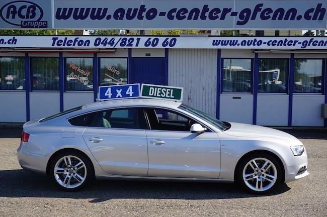 saloon Audi A5 Sportback 2.0 TDI qu