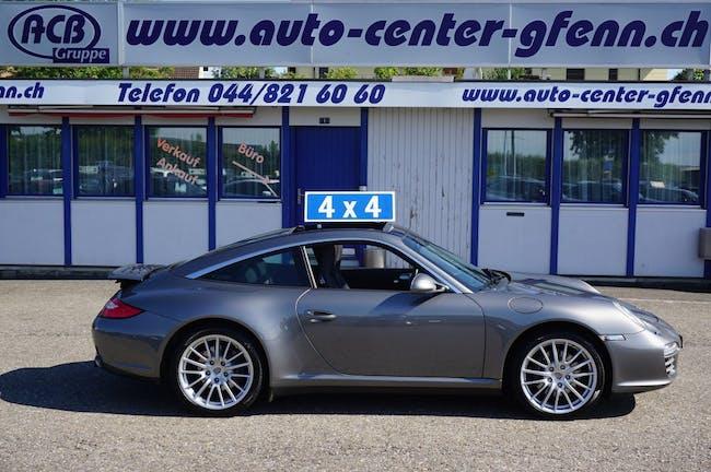 cabriolet Porsche 911 Targa 4