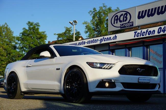 cabriolet Ford Mustang Conv 5.0 V8