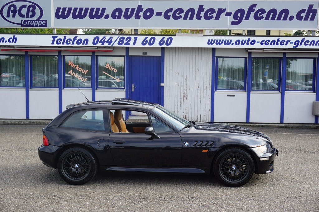coupe BMW Z3 2.8i Coupé