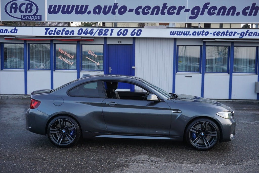 coupe BMW 2er M2