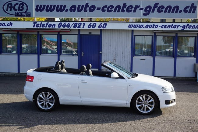 cabriolet Audi A3 1.8 TFSI Ambition