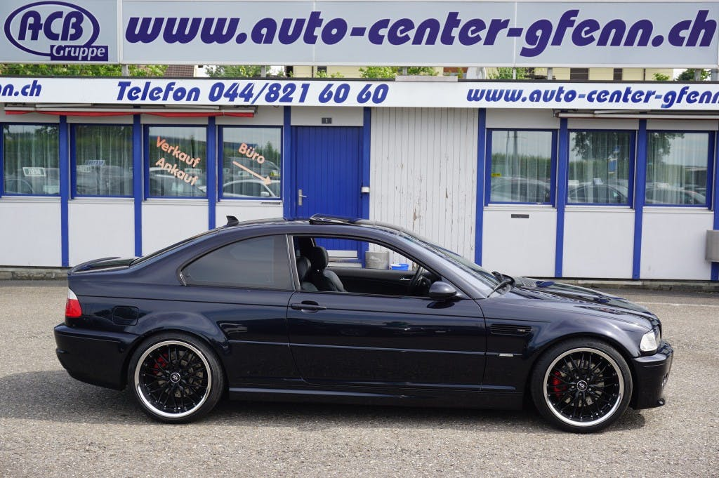 coupe BMW 3er M3