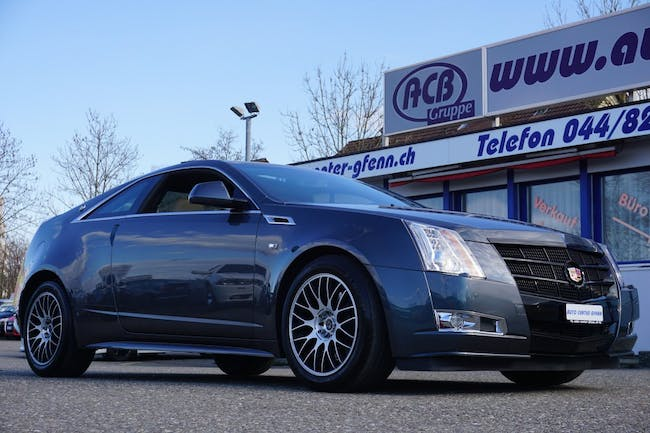 coupe Cadillac CTS 3.6 AWD Sport Luxury