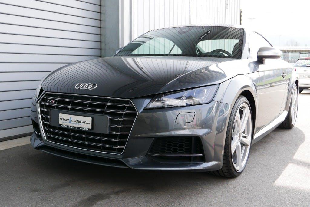 coupe Audi TTS / TTRS TTS Coupé 2.0 TFSI quat. **ABT-Fahrzeug**