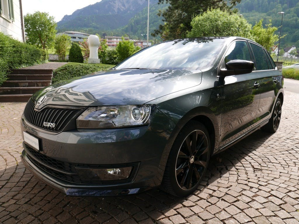 estate Skoda Rapid Spaceback 1.2 TSI Monte Carlo
