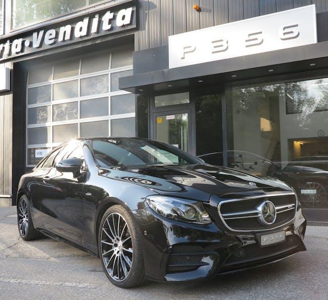 coupe Mercedes-Benz E-Klasse E 53 Coupé AMG 4 Matic+ 9G-Tronic