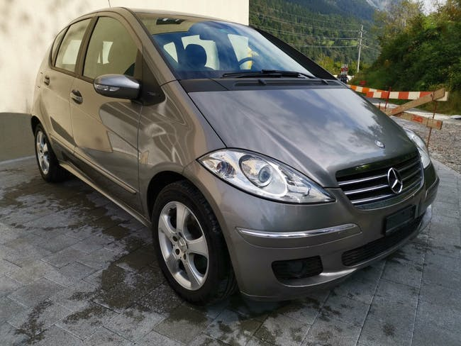saloon Mercedes-Benz A-Klasse A 150 Classic My first star Autotronic