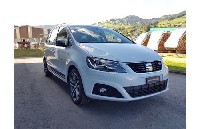 estate SEAT Alhambra 2.0 TDI SWISS FR 4Drive