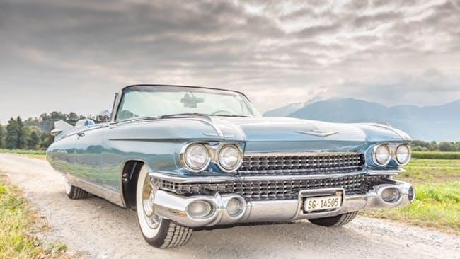 cabriolet Cadillac Eldorado Biarritz
