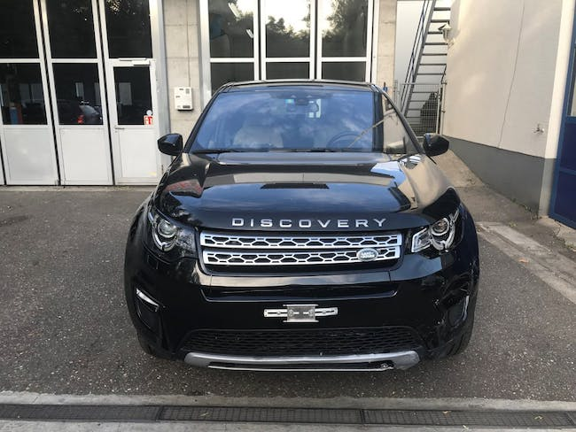 suv Land Rover Discovery Sport 2.0 Si4 HSE Luxury AT9