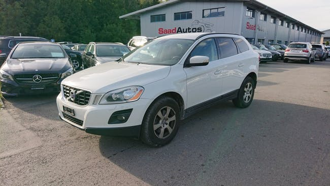 suv Volvo XC60 D5 AWD Geartronic
