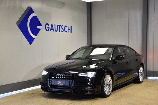 saloon Audi A5 Sportback 2.0 TDI quattro S-tronic