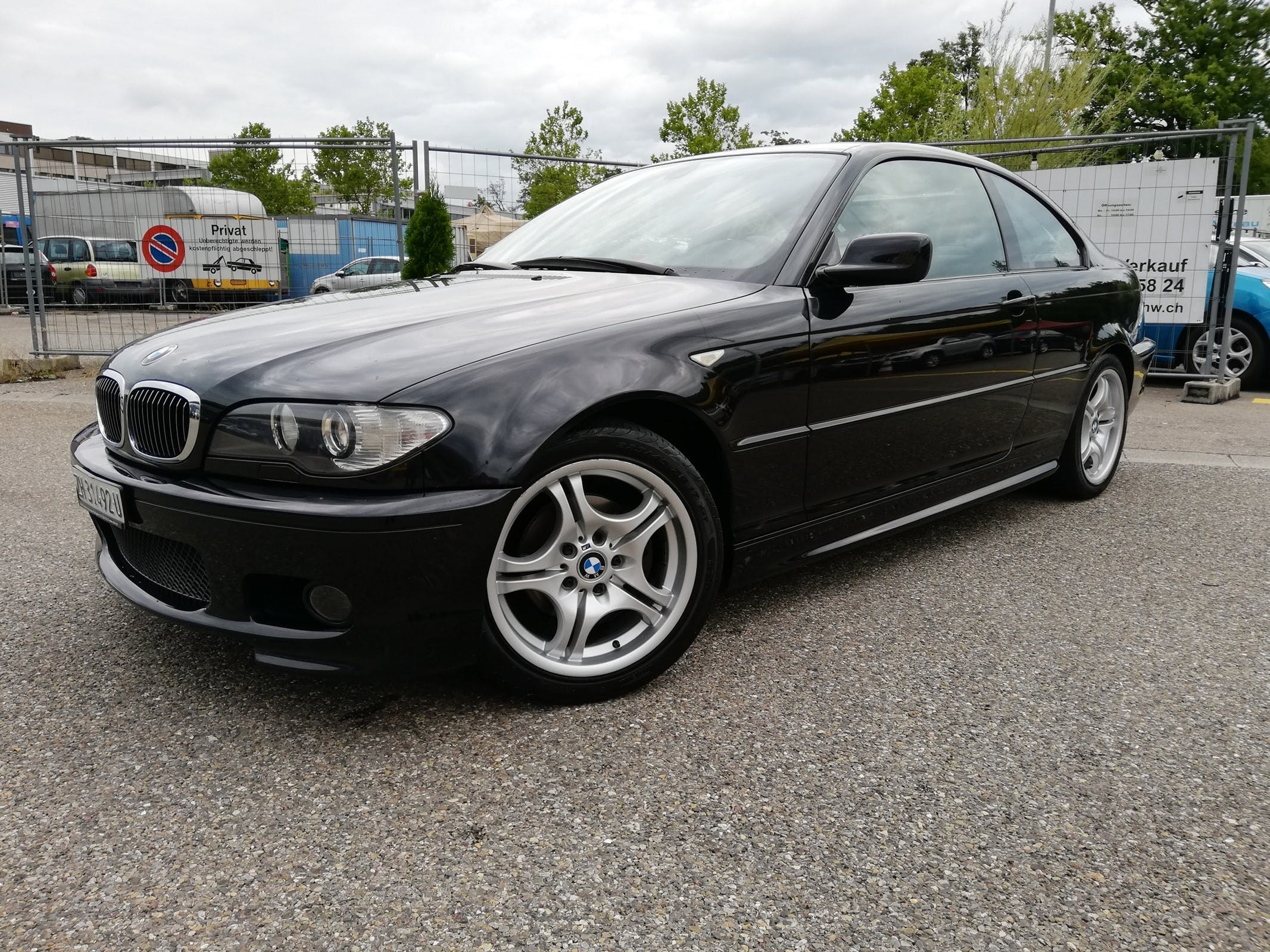 coupe BMW 3er 320Ci Coupé