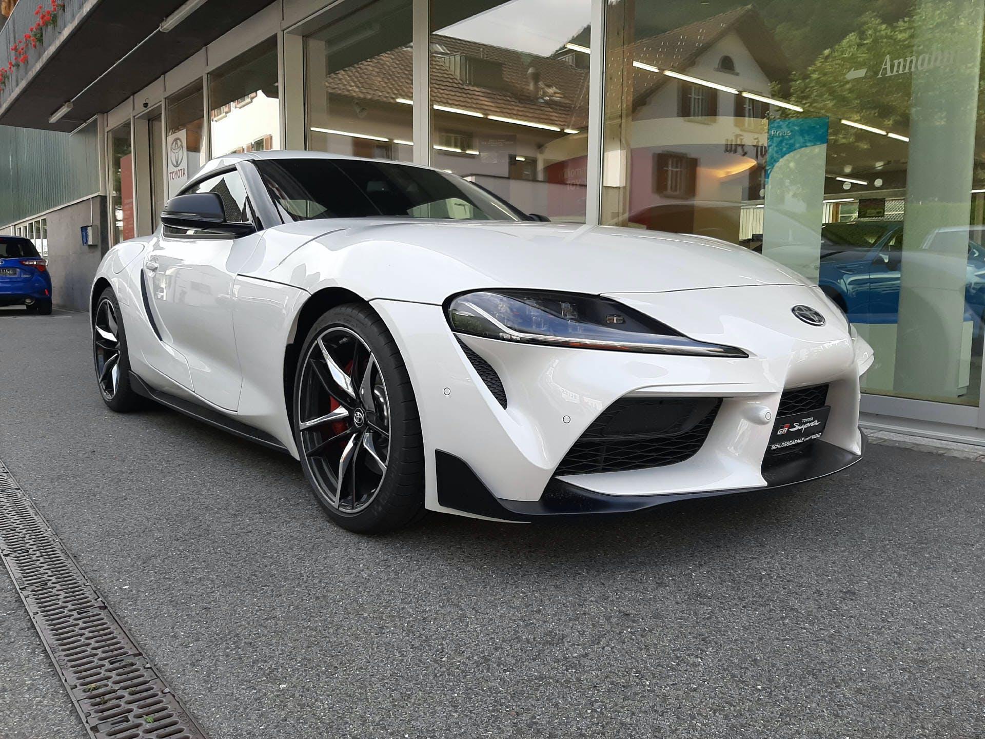 coupe Toyota Supra 3.0 GR T Premium