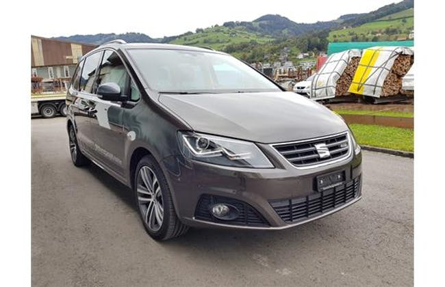 estate SEAT Alhambra 1.4 TSI SWISS FR DSG