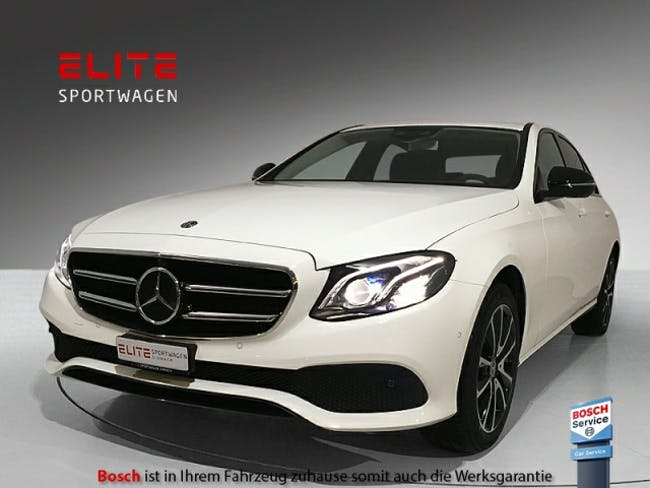 saloon Mercedes-Benz E-Klasse E 220 d Avantgarde 4Matic Premium
