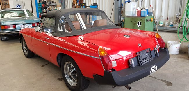 cabriolet MG MGB Cabriolet
