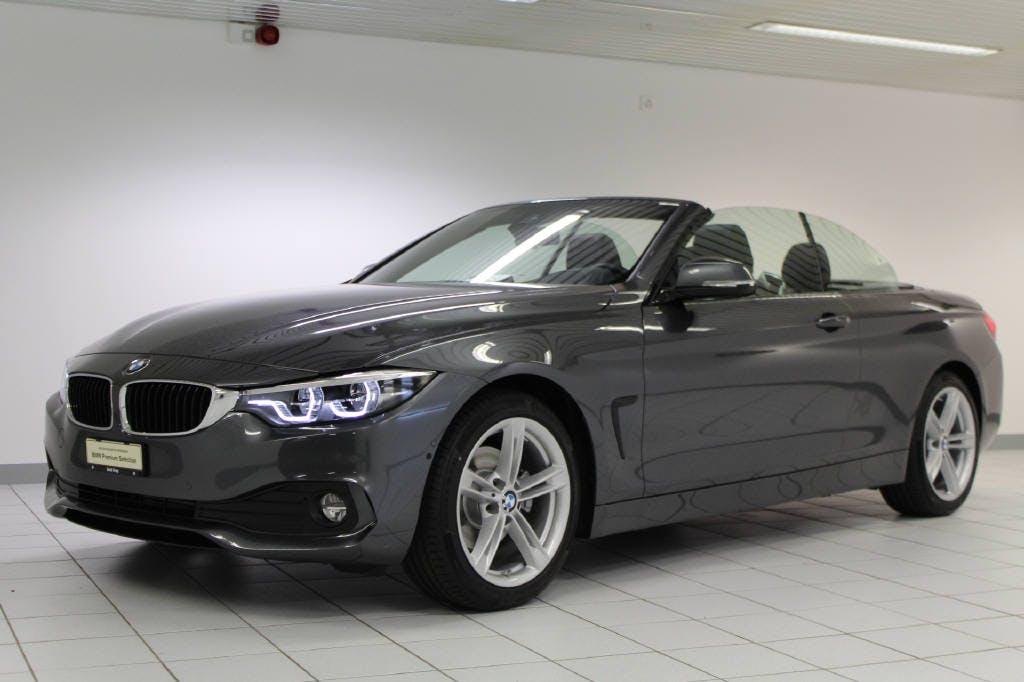 cabriolet BMW 4er 420d