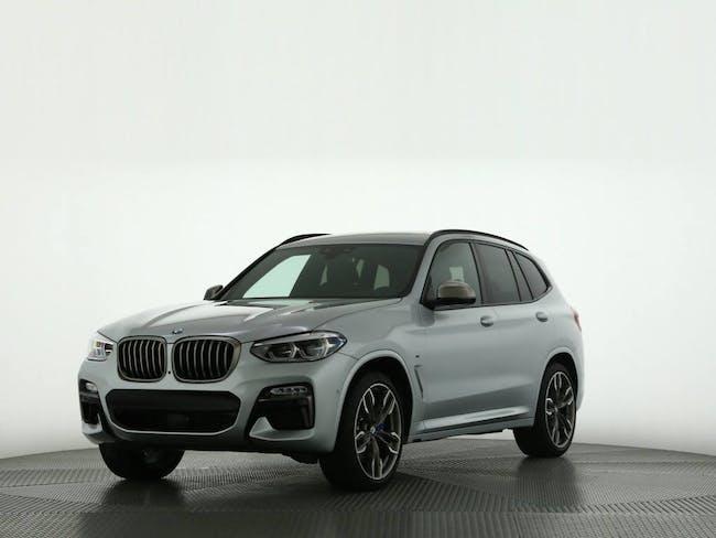 saloon BMW X3 M40d