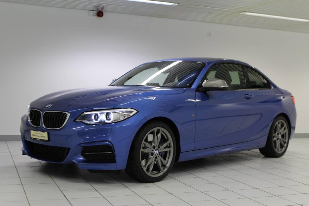 coupe BMW 2er M240i xDrive