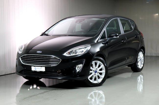 saloon Ford Fiesta 1.0 EcoB Titanium