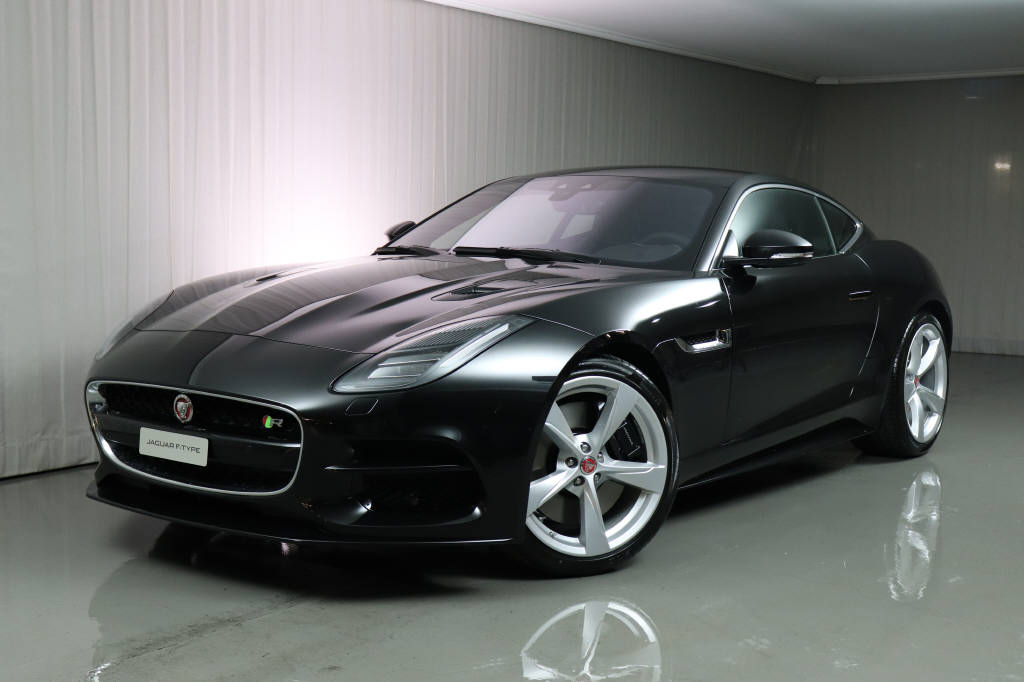 coupe Jaguar F-Type 5.0 V8 R AWD