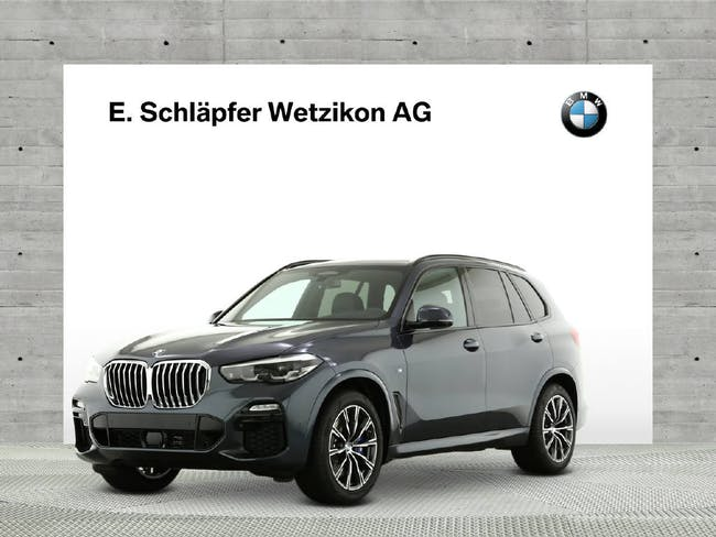 saloon BMW X5 40i xDrive SAG