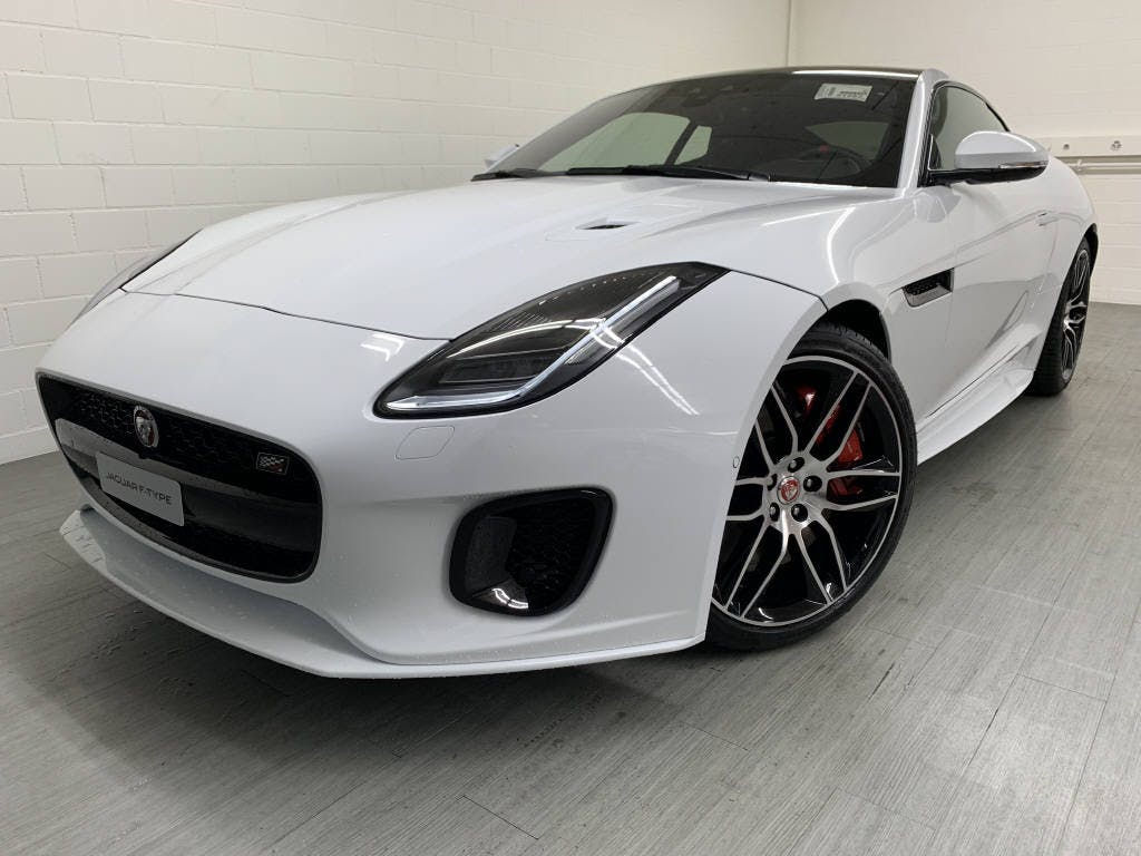 coupe Jaguar F-Type 3.0 V6 AWD Chequered Flag