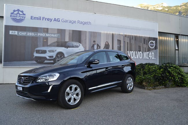 saloon Volvo XC60 2.0 T6 Executive Plus AWD S/S