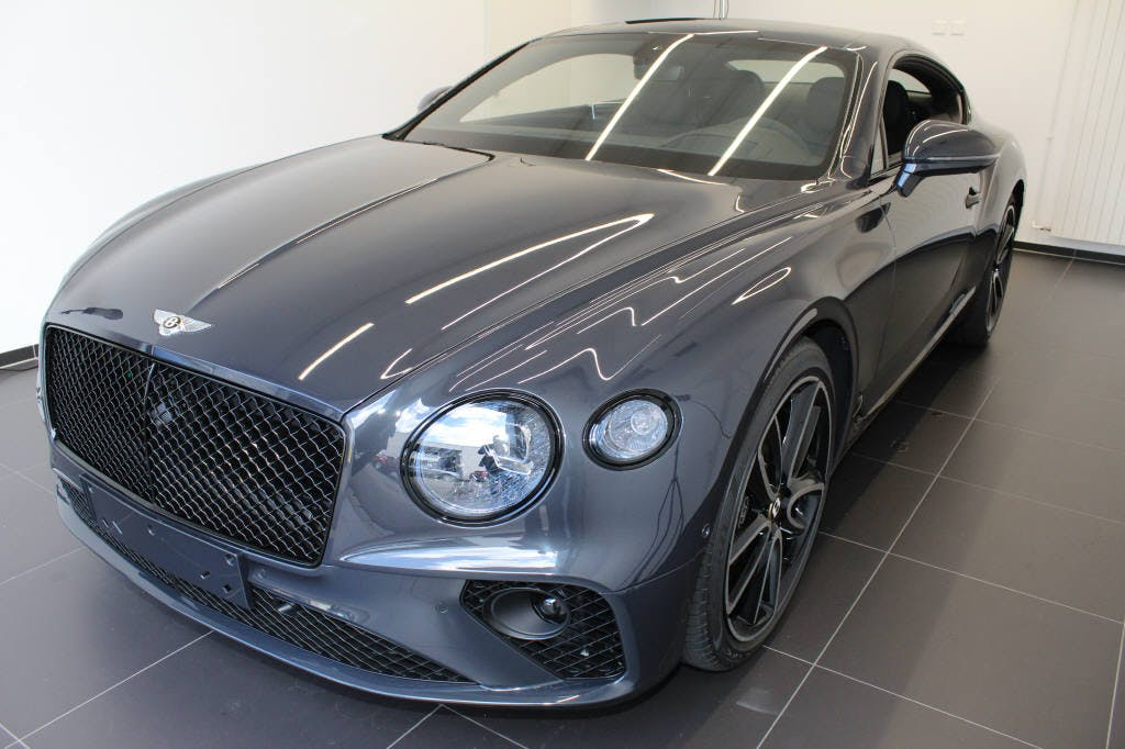 coupe Bentley Continental 6.0 W12