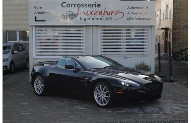 cabriolet Aston Martin V8 Vantage 4.3 Sportshift