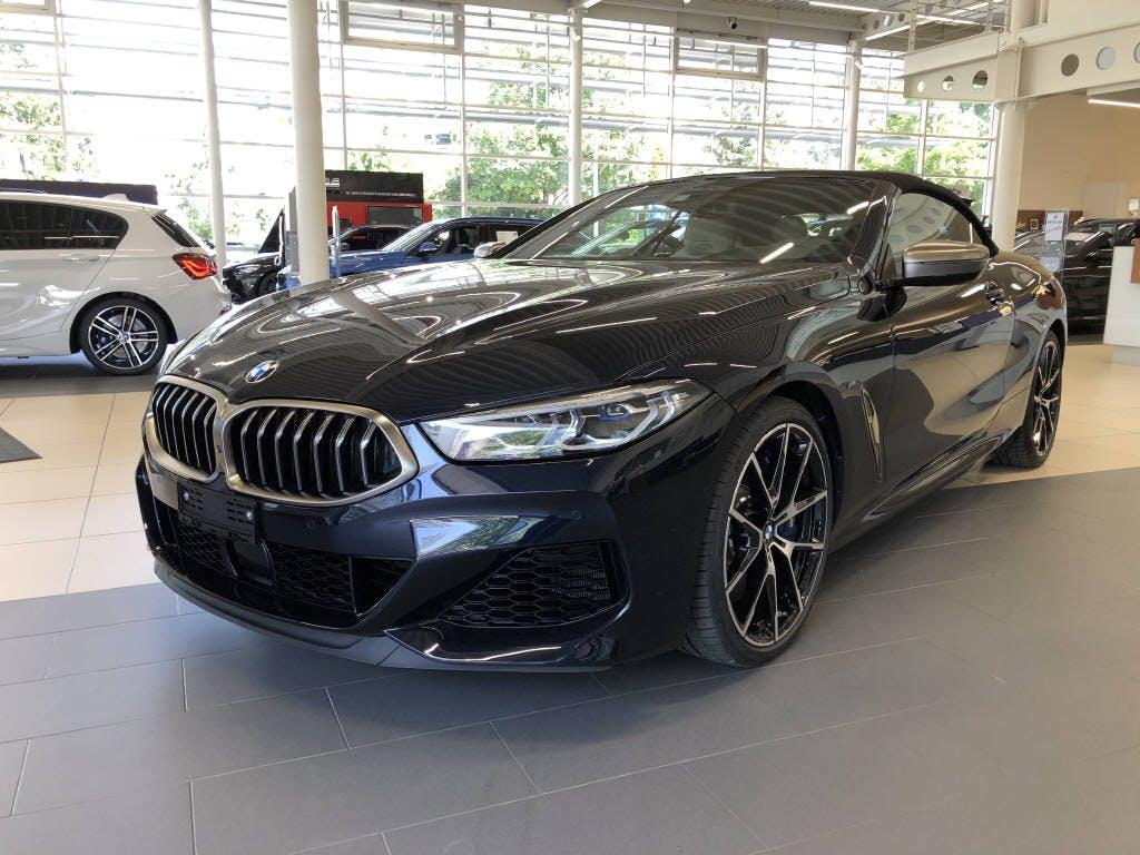 cabriolet BMW 8er M850i xDrive
