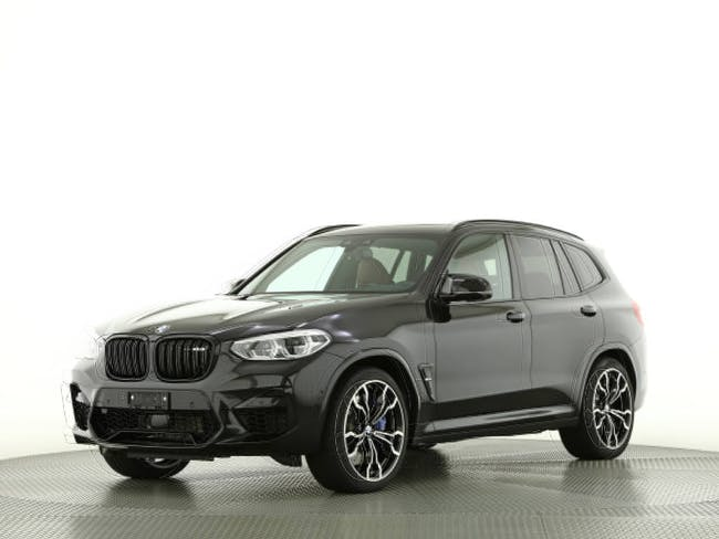 saloon BMW X3 M Competition