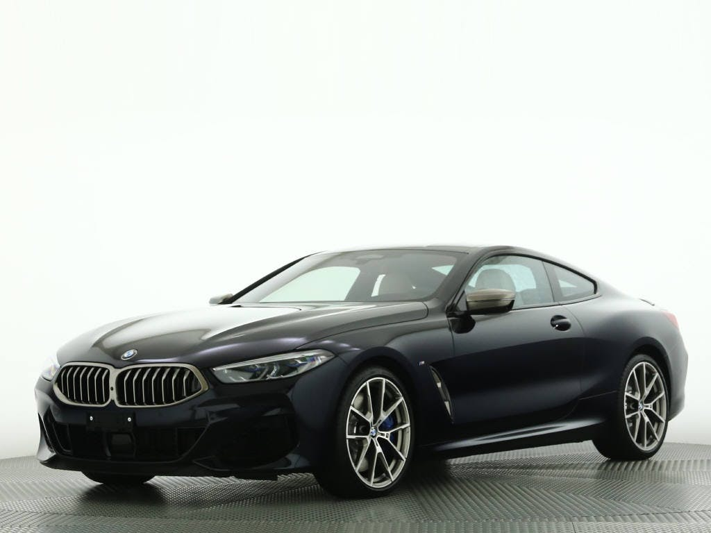 coupe BMW 8er M850i xDrive