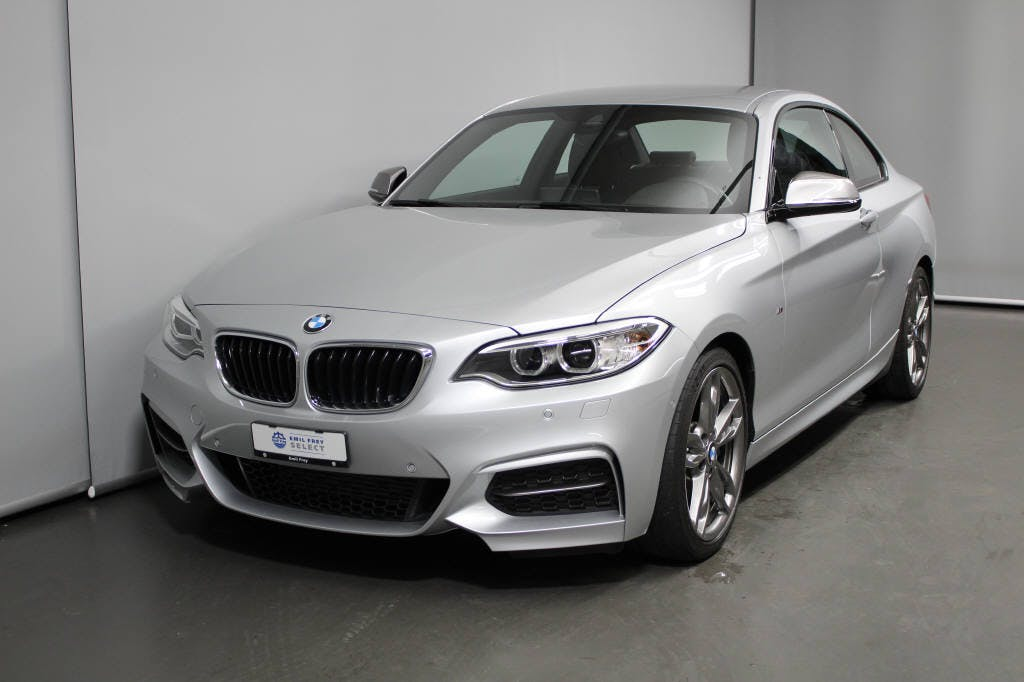 coupe BMW 2er M235i