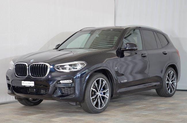 saloon BMW X3 30d xDrive SAG