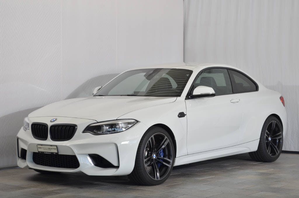 coupe BMW 2er M2