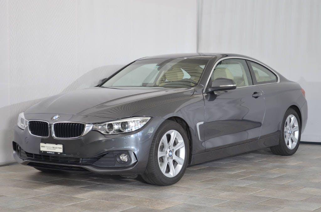 coupe BMW 4er 420i