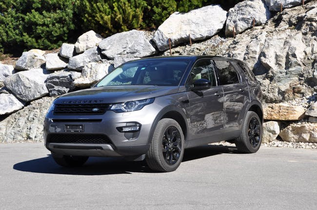 saloon Land Rover Discovery Sport 2.0 TD4 HSE