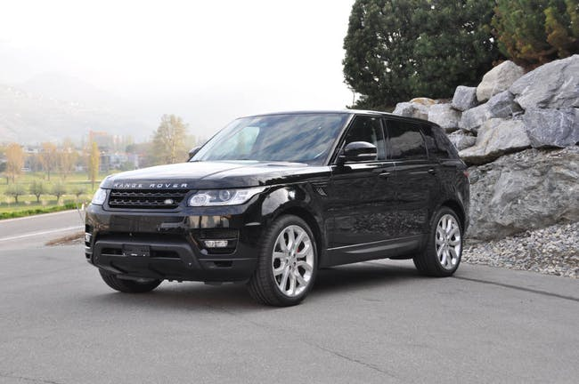 saloon Land Rover Range Rover Sport 3.0 SDV6 HSE Dynamic
