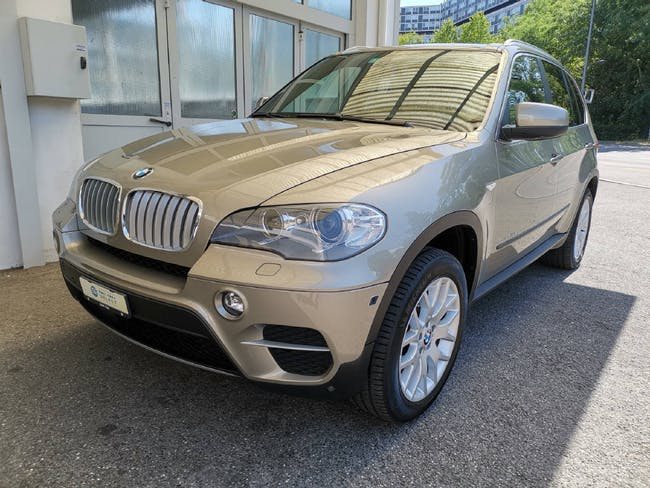 saloon BMW X5 40d xDrive